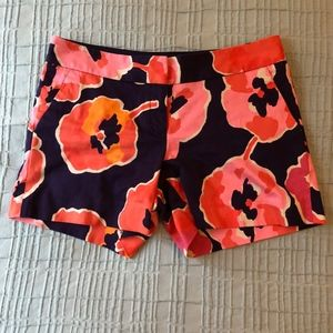 The Limited Drew Fit Floral Short